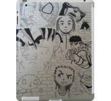 Characters. iPad Case/Skin
