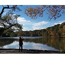 The Joy of Autumn Photographic Print
