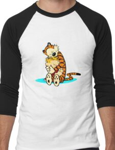 Calvin and Hobbes - Best Friend Men's Baseball ¾ T-Shirt