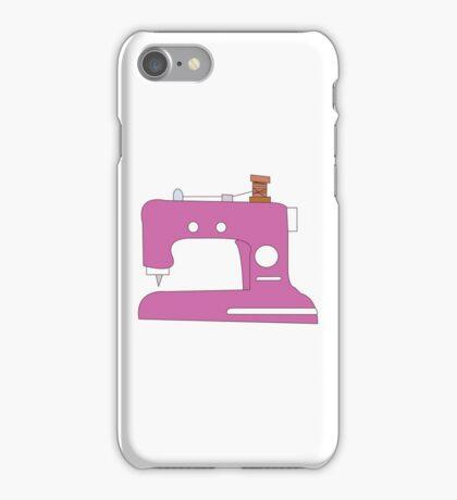 Sewing Machine iPhone Case/Skin