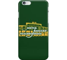 Mister Rodgers' Neighborhood iPhone Case/Skin