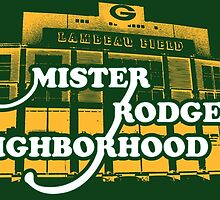 Mister Rodgers' Neighborhood by jennifuh