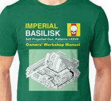 Owner's Manual (green) Unisex T-Shirt