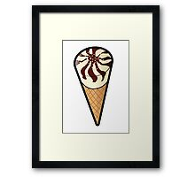 Cornetto Framed Print