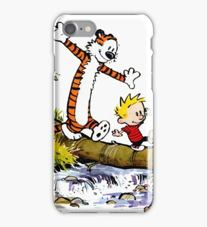 Calvin Hobbes iPhone Case/Skin