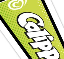 Lime Calippo Sticker