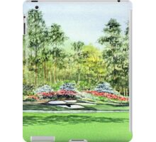 Augusta National Golf Course iPad Case/Skin