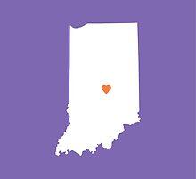 Indiana Love by Maren Misner