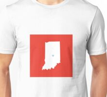 Indiana Love Unisex T-Shirt