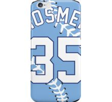 Eric Hosmer Baseball Design iPhone Case/Skin