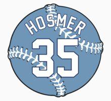 Eric Hosmer Baseball Design Kids Clothes