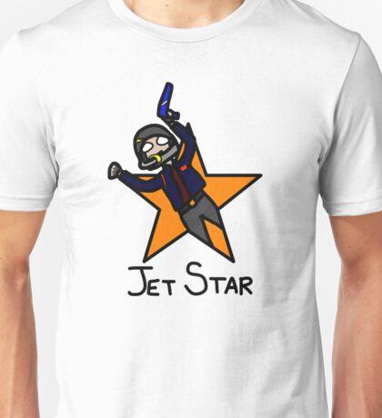 Jet Star Unisex T-Shirt