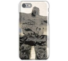 The Inukshuk of Blackcomb iPhone Case/Skin