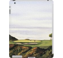 Torrey Pines South Golf Course Hole 3 iPad Case/Skin