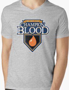 Champion Blood Shirt (Clean) Mens V-Neck T-Shirt