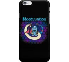 Mootyvation iPhone Case/Skin