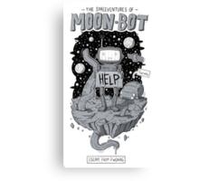 Moonbot Canvas Print
