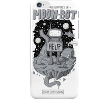 Moonbot iPhone Case/Skin