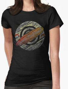 Generic Surfer Tee Womens Fitted T-Shirt