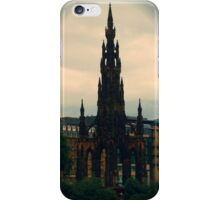 Scott Monument iPhone Case/Skin