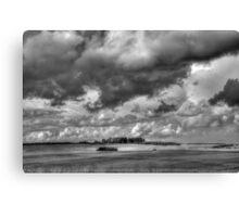Sky Field 2 Canvas Print