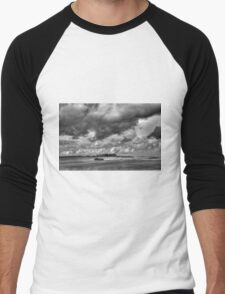 Sky Field 2 Men's Baseball ¾ T-Shirt