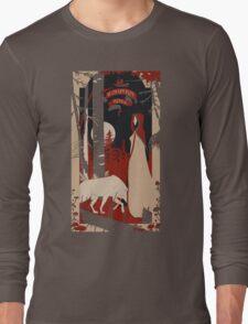 Le Chaperon Rouge Long Sleeve T-Shirt