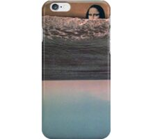 Collage: Mona Lisa Sea. iPhone Case/Skin