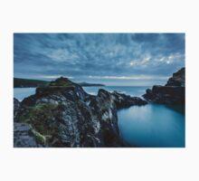 The Blue Lagoon...Abereiddy, Pembrokeshire. Kids Clothes