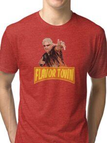 Guy Fieri - Flavor Town Tri-blend T-Shirt