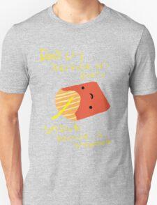 Fries Make Me Smile Unisex T-Shirt