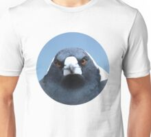 The Angry Bird - Comical Animals Unisex T-Shirt