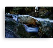 The Colors of Livermore Gorge, Plymouth, NH Canvas Print