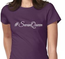 #SwanQueen Womens Fitted T-Shirt