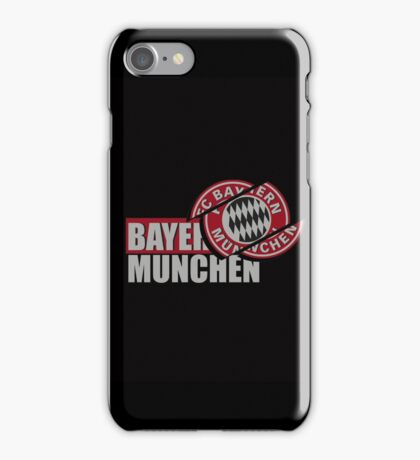 Bayern Munchen F.C New iPhone Case/Skin