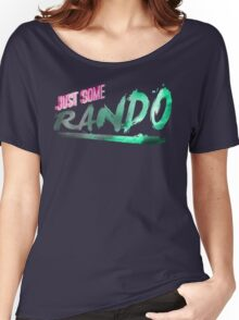 Just Some Rando Women's Relaxed Fit T-Shirt