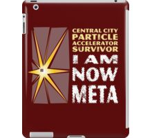 I Am Now Meta iPad Case/Skin