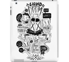 Liquid Doom iPad Case/Skin