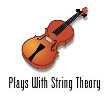 Plays With String Theory - Violin Version by geeknirvana
