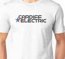 CARDIFF ELECTRIC GREY Unisex T-Shirt