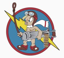 352d Fighter Group Emblem Baby Tee