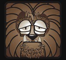 Werewolf - Sepia Kids Tee