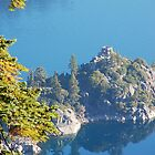 View of Fannette Island by Jared Manninen