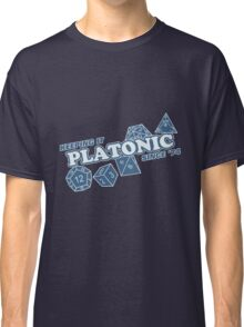 Platonic Love Since 74 Classic T-Shirt