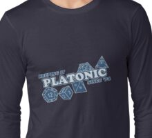 Platonic Love Since 74 Long Sleeve T-Shirt