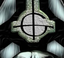 EVIL PAPA EMERITUS II - RITUAL Sticker