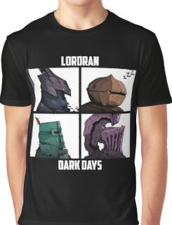 BROS OF LORDRAN Graphic T-Shirt