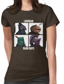 BROS OF LORDRAN Womens Fitted T-Shirt