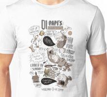 Ol' Papis family farm Unisex T-Shirt