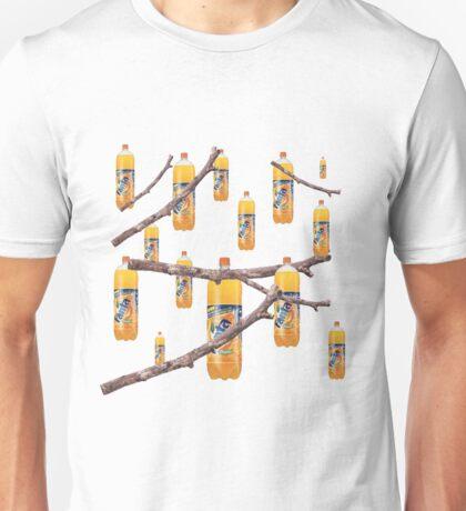 Fanta Stick Fantastic Collage Print Unisex T-Shirt